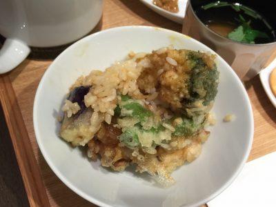 ひつまぶしセット食べ方(1)