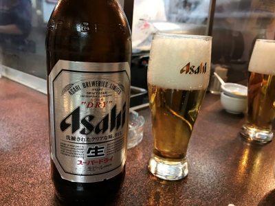 アサヒ瓶ビール