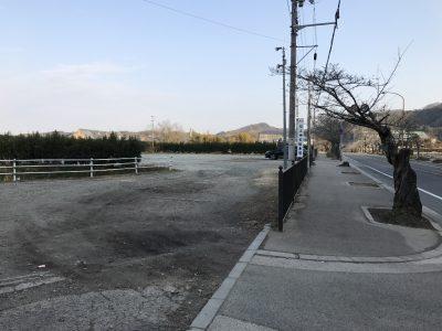 石上神宮・第3駐車場