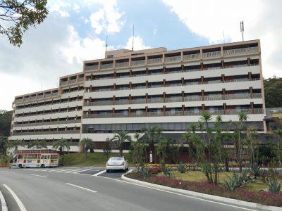 リゾートホテル「ホテル・ザ・パヴォーネ(HOTEL THE PAVONE)」