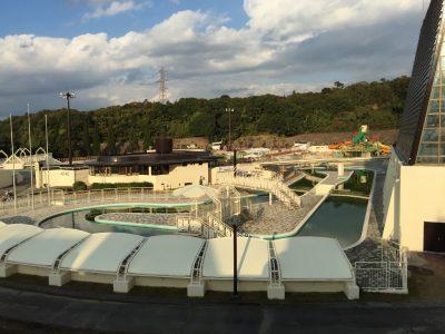 ネスタリゾート神戸・冬のプール