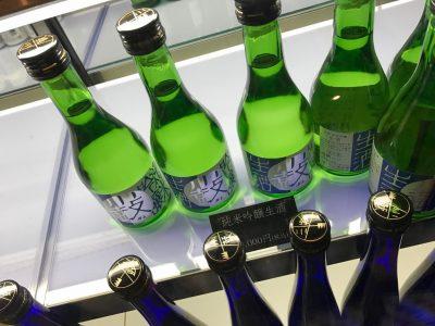 『西山酒造場』丹波美酒「小鼓」