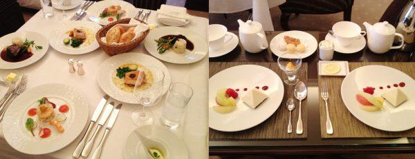 ラ・スイートの朝食