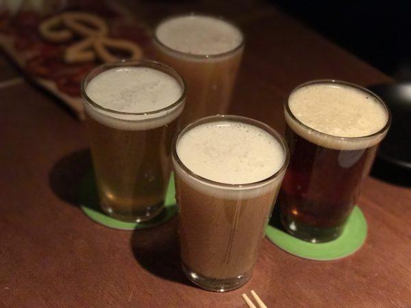 クラフトビール「麦酒酒場 幸民」