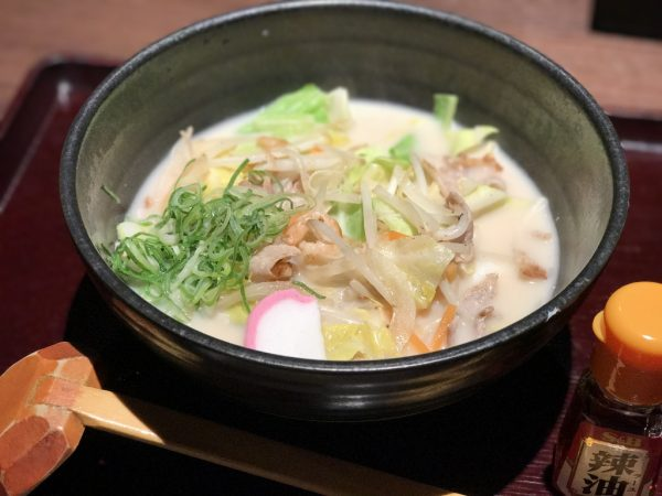 チャンポン麺