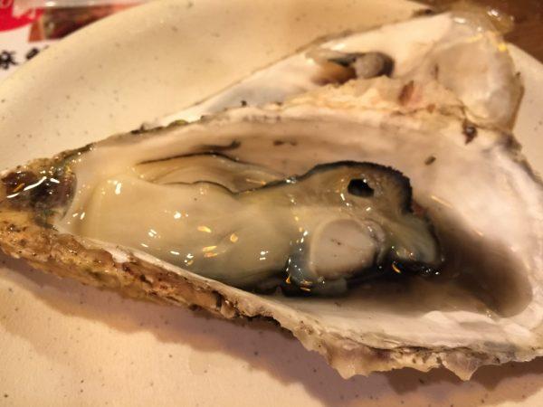 糸島産焼き牡蠣