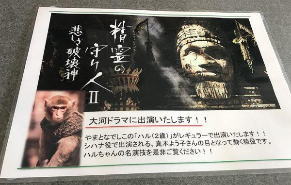 NHK大河ファンタジードラマ「精霊の守り人」