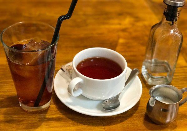 紅茶(ホット&アイス)
