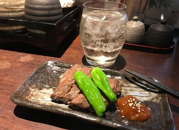 炙り家ええねん 厚切り熟成肉の西京焼き