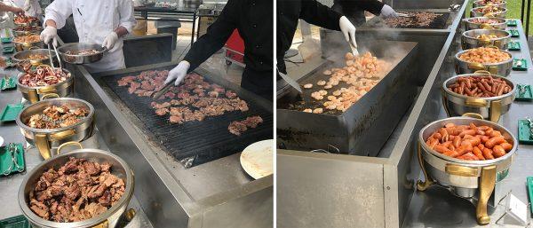 牛肉・豚肉・鶏・イカ・エビ・ウインナー