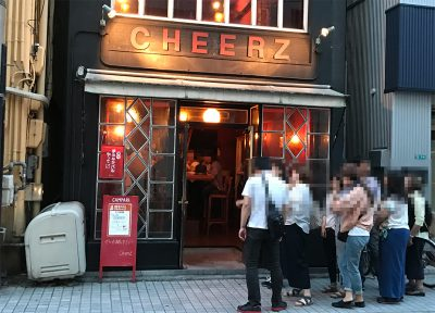 Dish&Bar Cheerz(チアーズ)