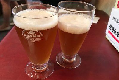 アンシャンテ ビール