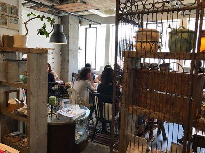 女性が好きそうなお店 my cafe 2015
