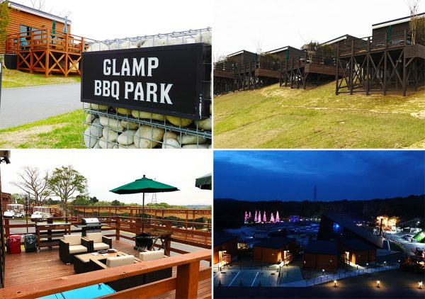 GLAMP BBQ PARK(グランプバーベキューパーク)プレミアムキャビン