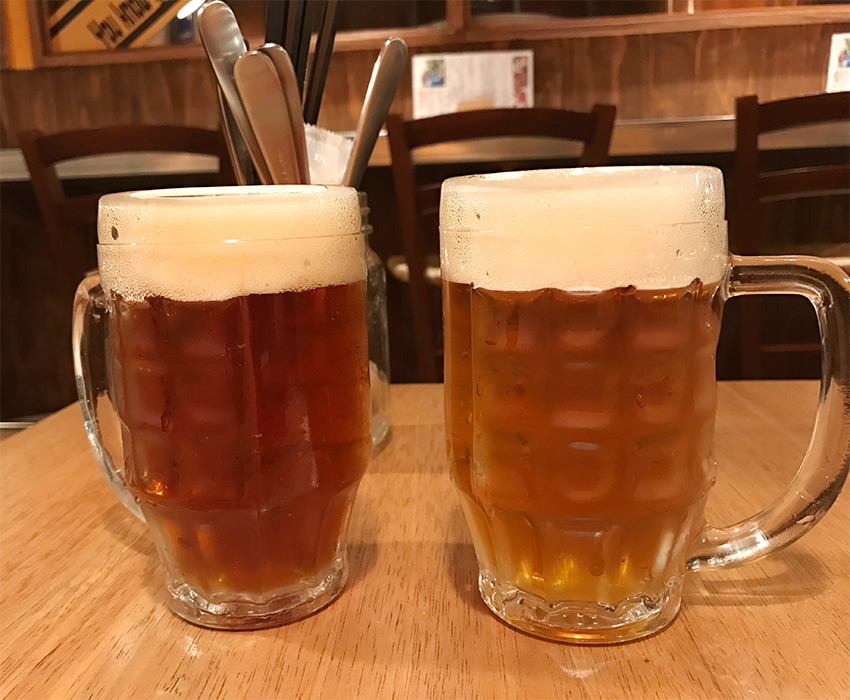 自家製クラフトビール ブリューパブ テタールヴァレ