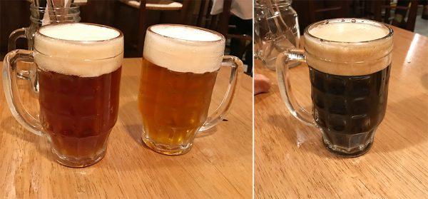 ブリューパブ テタールヴァレ オリジナルクラフトビール