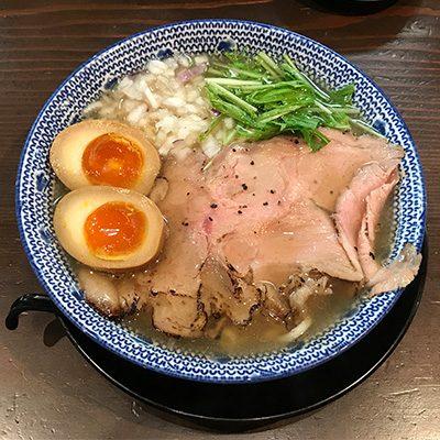 すっごい飛魚(あご)ダシのラーメン『だしと麺』