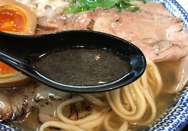 飛魚だしラーメン 熟玉そば 絶品スープ