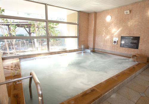 マイクロナノバブル風呂