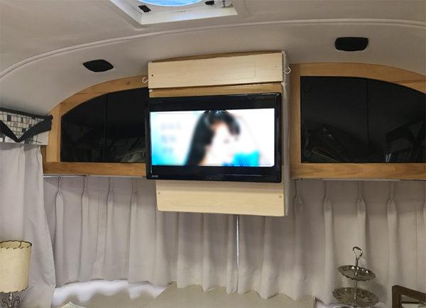 舞洲 パームガーデン エアストリーム テレビ