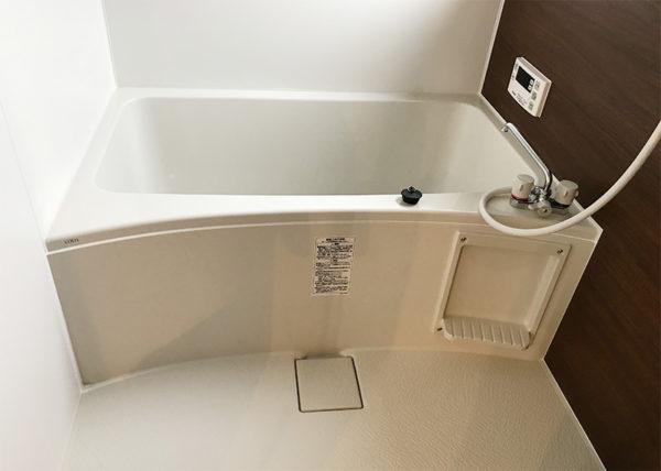 トレーラーハウス 浴槽 バスタブ