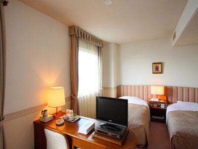 ガーデンホテルハナヨ 利三郎温泉 客室