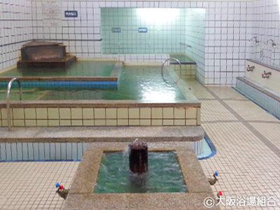 堺市 トキワ温泉