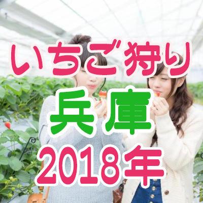いちご狩り 兵庫 2018