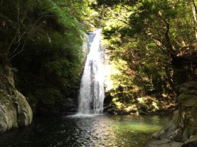 すさみ八景 琴の滝