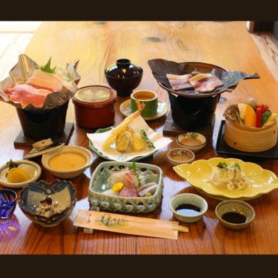 琴の滝荘 食事