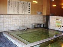 さらさの湯 ナノ高炭酸泉風呂