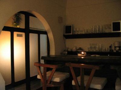 竹家荘旅館 バー