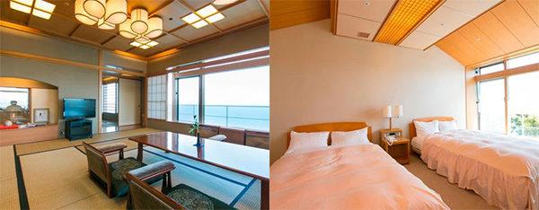 ホテル浦島 山上館 貴賓室