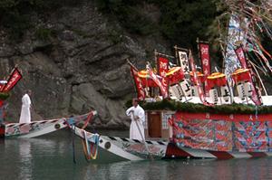 河内神社 河内祭