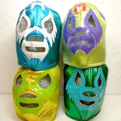 メキシコ雑貨店 PAD メキシコ プロレス マスク