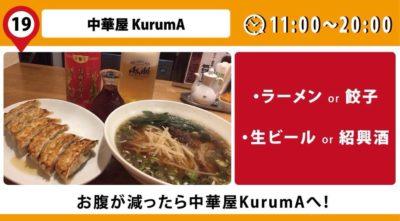 中華屋 KurumA