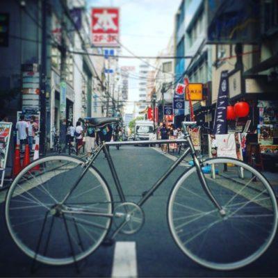 パームガレージ 自転車コレクション