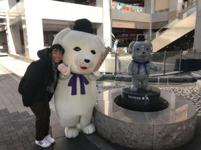 奈良 ゆるキャラ 雪丸