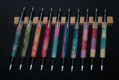 立木染 ボールペン