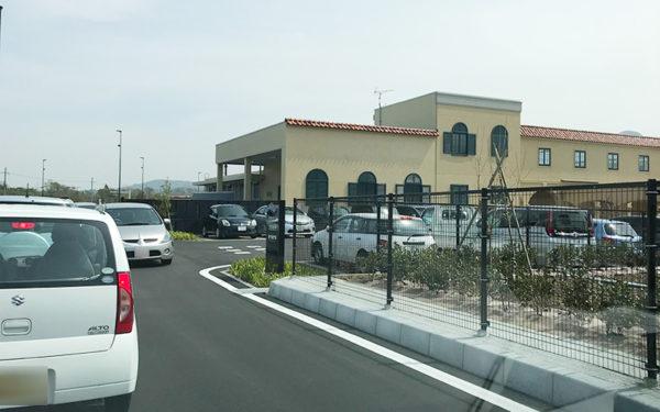 宝塚北SA ウェルカムゲート 駐車場 混雑 渋滞