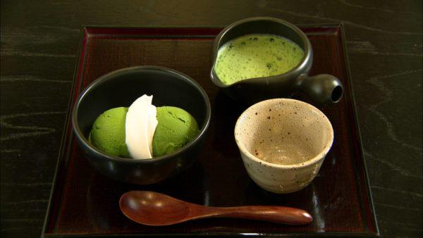 武蔵利休 お濃い抹茶アフォガード