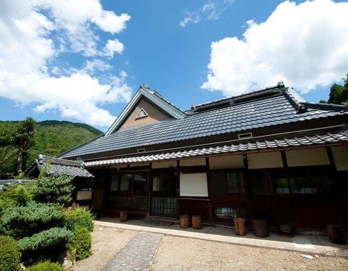 雨上がりのフォトぶら 兵庫県篠山 集落丸山
