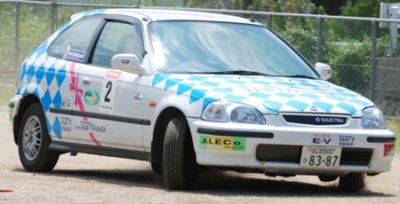 TGMY 電気自動車