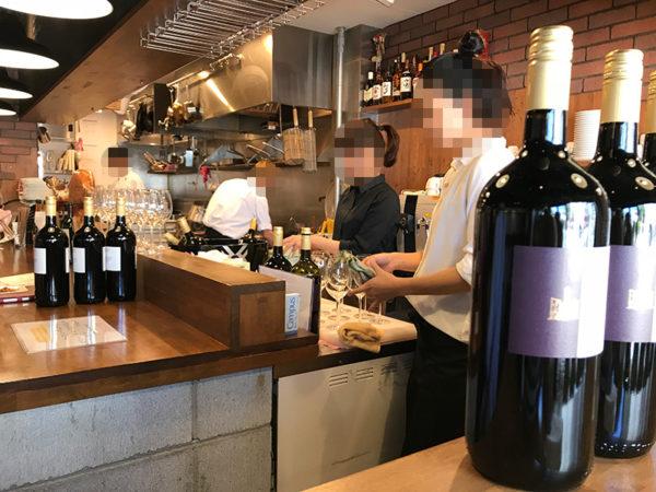 宝塚バル ワイン食堂 Enoteca Bacco エノテカ バッコ ワイン