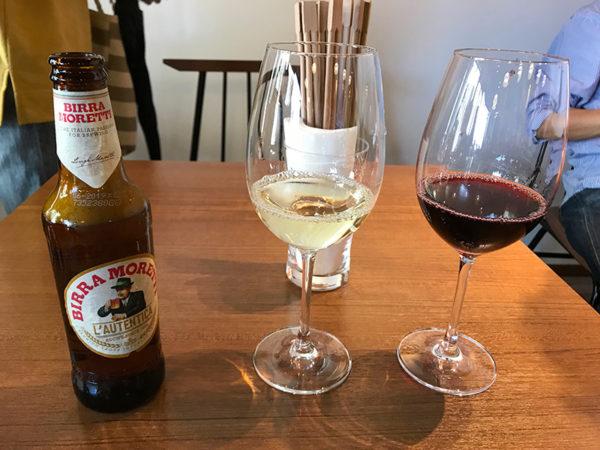 宝塚バル ワイン食堂 Enoteca Bacco エノテカ バッコ ワイン ビール
