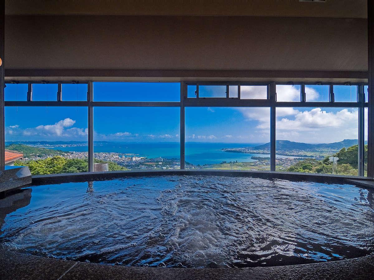 沖縄 ホテル 南城ゆいんち温泉 猿人の湯