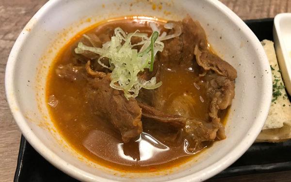 宝塚バル 2018 鉄板バル ラグー 牛すじ煮込み