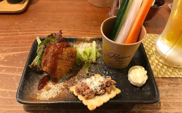 宝塚バル 2018 さんさん堂 バルメニュー