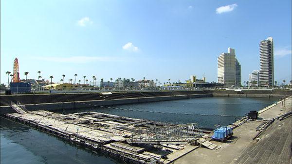 和歌山マリーナシティ 海釣り公園 海洋釣り堀