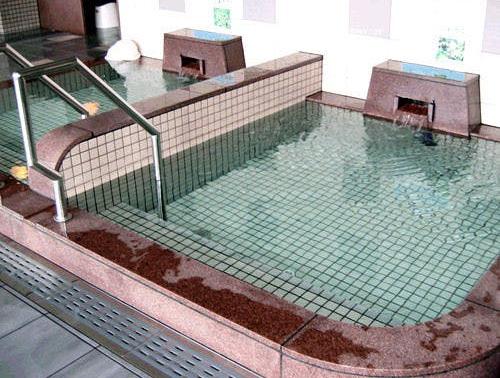 和歌山 南紀 日置川温泉 リヴァージュ・スパ ひきがわ 大浴場 薬草風呂